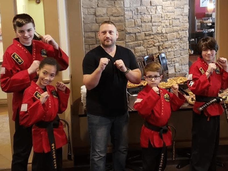 Kids1 1, Kaizen Black Belt Academy Dexter MI